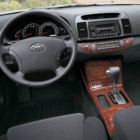 TOYOTA Camry 02-05 2din Intro RTY-N01
